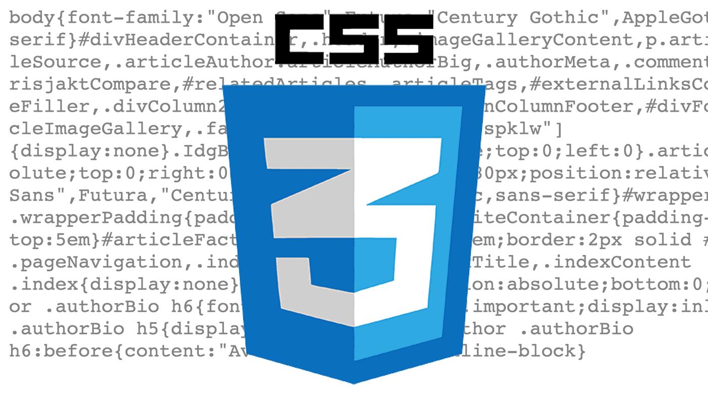 CSS-testet är nu uppgraderat