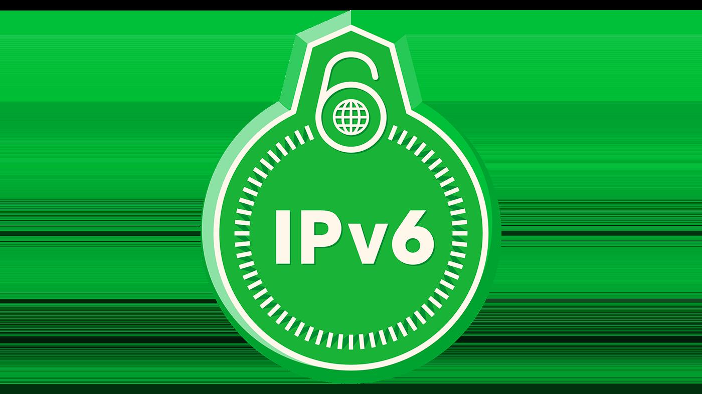 Uppgradera en webbplats till IPv6 (utöver IPv4)