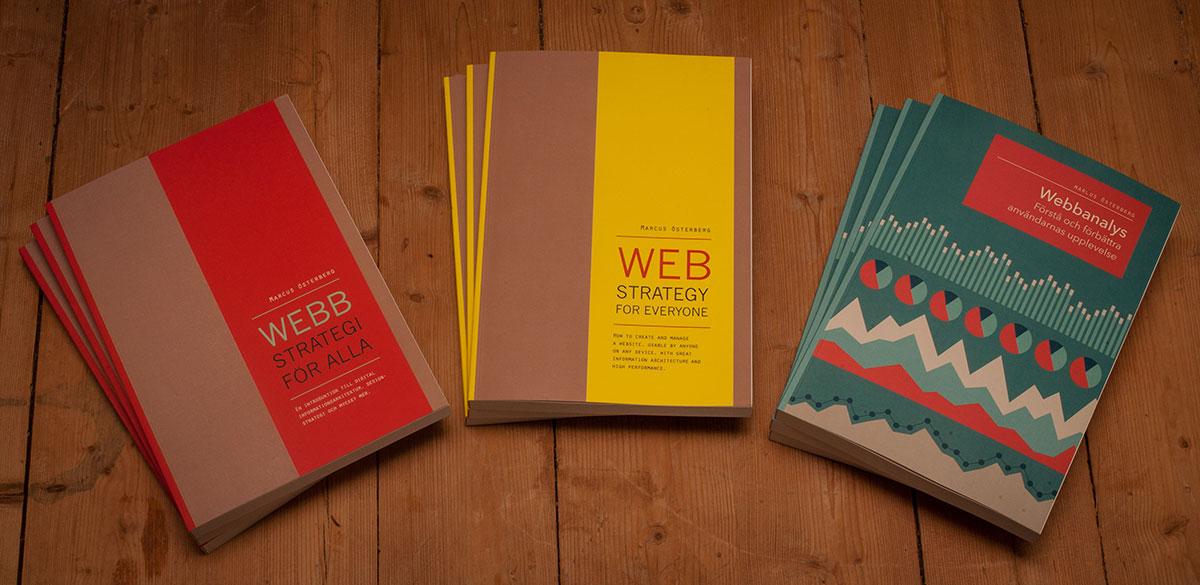 Nu är webbstrategi-boken gratis!